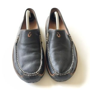 Olukai Men's Lokahi Driving Moccasin Loafer Shoe